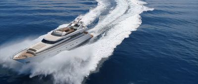 Photo for Beautiful 27 meter Motor Yacht in Sardinia