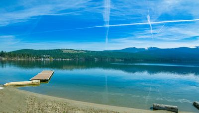 Photo for Liberty Lake Waterfront  Vacation Rental  (Breathtaking View)