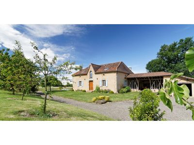 Photo for House Vacation Rental in Caumont, Pays Val d'Adour