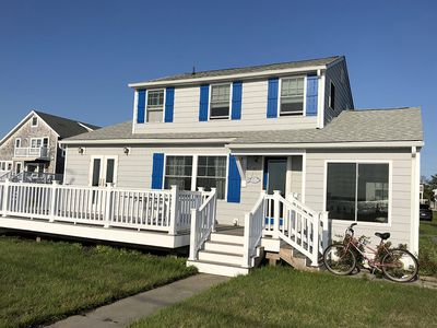 Photo for F1609: Bay views! 3BR Home in Fenwick Island - Short Walk to the Beach!