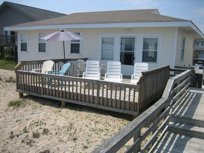 Photo for Special 08/10/19-08/16/19- $2800.00   Family & pet friendly Oceanfront Sleeps 1