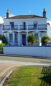 Photo for Marine House, Period Property with Superb Coastal Views