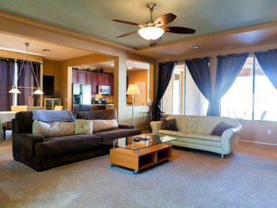 Photo for Large 3BR Plus Home, Theater, Game Room