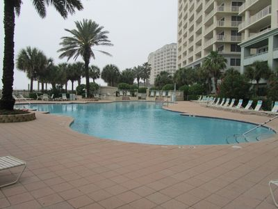 Photo for Beach Front and Spectacular Amenities!