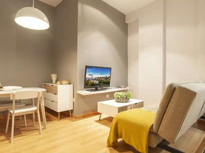 Photo for Coquettish and luxurious apartment in the center of Malaga with private parking