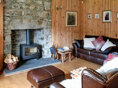 Photo for Vacation home Eynort in North East Skye - 4 persons, 2 bedrooms