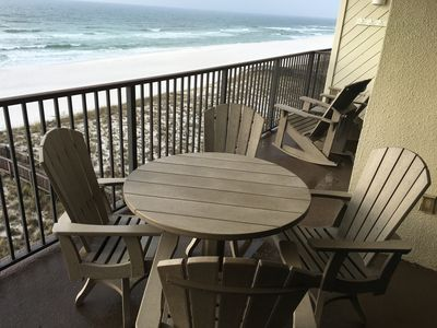 Photo for Fall is fabulous at the beach... low rates, uncrowded, great weather.