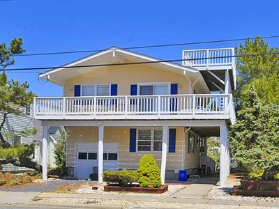 Photo for This classic 4 Bedroom,  2 Full Bath home is only 1/2 block to beach