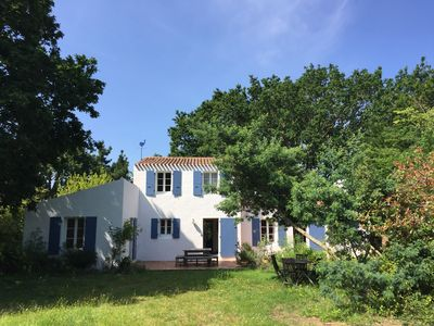 Photo for Large quiet family home in the bottom of St Sauveur