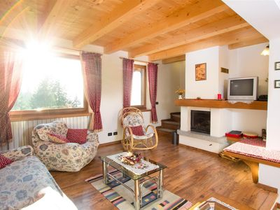 Photo for Chalet  Tremalzo - Apartment A