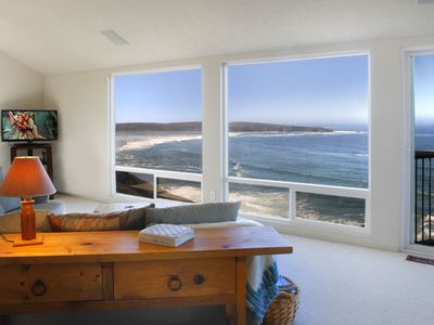 Photo for OCEAN'S CREST-Awesome 180 degree ocean views - Tomales Bay to Bodega Bay