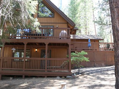 Photo for Secluded Getaway: Fantastic Location for Family Fun!