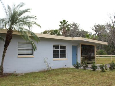Photo for 2 Bedroom 1 Bathroom Near Lake With Boat Slip and Trailer Parking