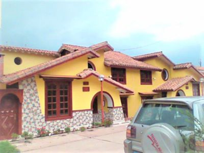 Photo for French colonial style house, 4 BR-2 BATH, minutes away from Cusco downtown.