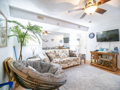 Photo for Oceanfront Condo in Crescent Beach + FREE DAILY ACTIVITIES!