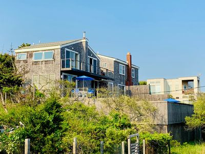 Photo for Fire Island Pines 2 bed/2.5 bath pool home with ocean views from all rooms
