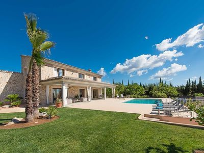 Photo for Vacation home Son Biniamar  in Selva, Mallorca - 6 persons, 3 bedrooms
