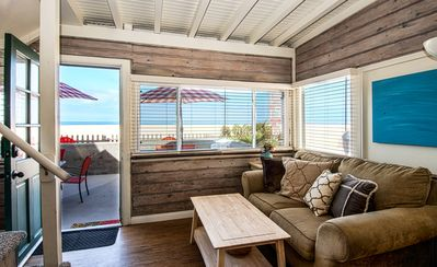 Photo for Charming traditional Newport Beach cottage plus private one bedroom rear unit!