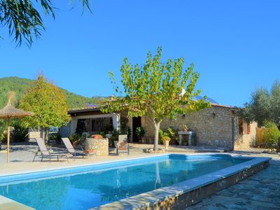 Photo for Caselles de baix Beautiful villa with pool and a huge garden 102