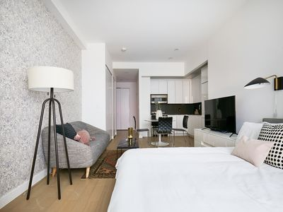 Photo for Beautiful Studio in FiDi by Sonder