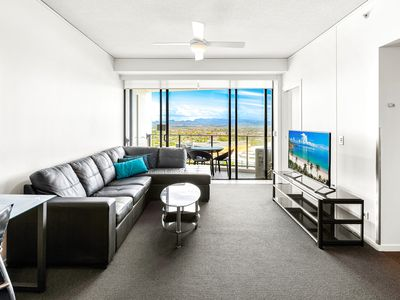 Photo for Executive 2 Bed apartment with Hinterland Views