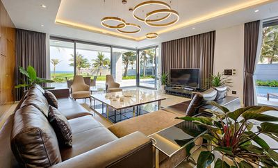 Photo for Beachfront Luxury Villa for Vacation