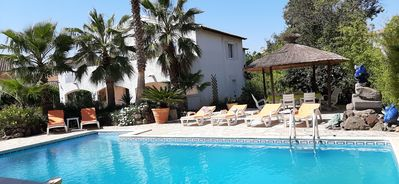 Photo for AGDE classified 4 **** s / 1600 m² ch-clim 10 minutes from beaches