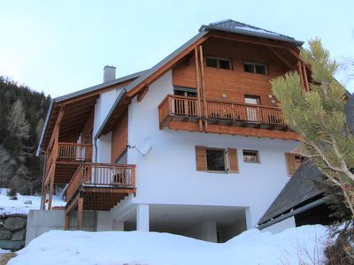 Photo for New comfortable apartment near ski slopes for 4/6 vacationers