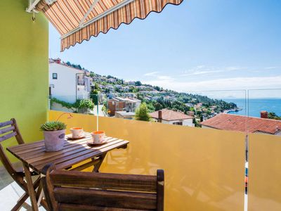 Photo for Apartment Dora (RAC136) in Rabac - 5 persons, 2 bedrooms