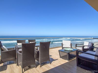 Photo for Breathtaking Oceanfront  Private Home