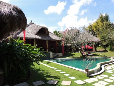 Photo for Gia, 4/5 Bedroom Villa, 5 minutes from Seminyak