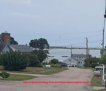 Photo for Shady Harbor - Quonny Waterview , Private Beach access & parking