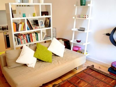 Photo for Apartment 229 m from the center of Lisbon with Internet, Washing machine (386225)