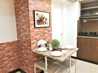 Photo for Lovely 3 Bedrooms Duplex with BGC view