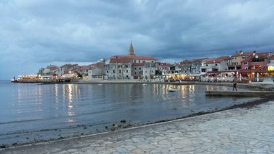 Photo for Holiday apartment in the old town Umag