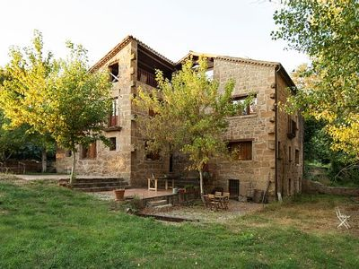 Photo for Self catering La Farga 1845 for 12 people