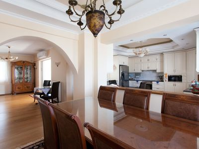 Photo for Fantastic 3bdrm Apt in Glyfada with Ocean View