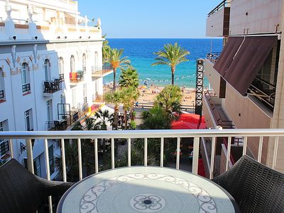 Photo for 2 bedroom Apartment, sleeps 4 in Benidorm with WiFi