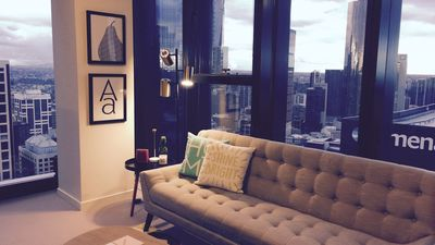Photo for Stylish 2BR Apartment @ Collins Street Melbourne