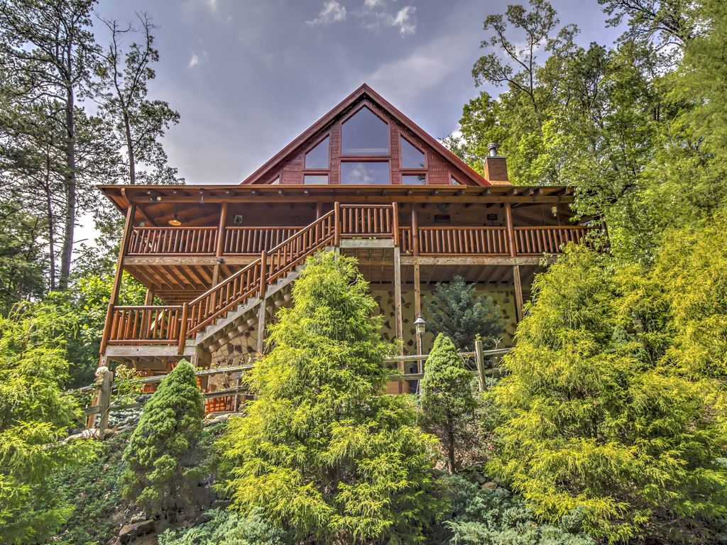 rentals under log gatlinburg rental cabins tn alans cabin