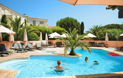 Photo for Apartment Caesar Domus  in St. Tropez / Gassin, Côte d'Azur - 6 persons, 1 bedroom