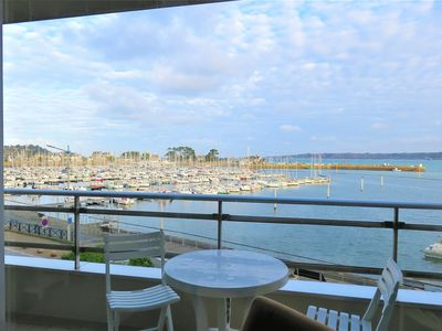 Photo for Superb apartment TRES BELLE VUE MER in PERROS-GUIREC
