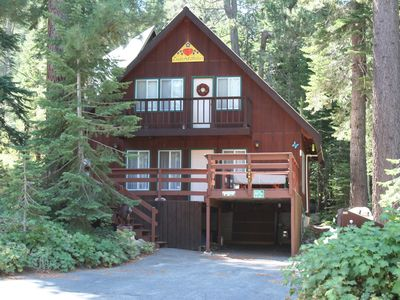 Photo for 3 bedroom, 2 bath, sleeps 8. West End of Donner Lake DLR#011