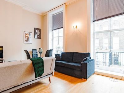 Photo for Elegant 1 Bed Flat sleeps 3 near Marble Arch