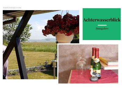 Photo for Achterwasserblick - Bungalow - Achterwasserblick