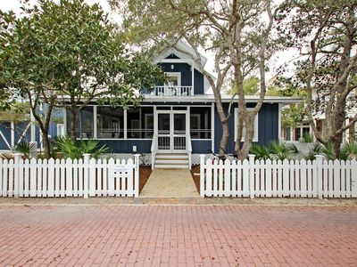 Photo for DRIFT AWAY in Seaside Proper, Complete Renovation, Amazing Family Vacations!