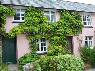 Photo for Delightful Cottage in a Chocolate Box village in the heart of West Dorset