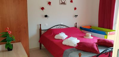 Photo for Stergios apartment near to the beach