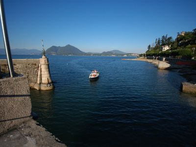 Photo for 2BR Apartment Vacation Rental in Stresa, Piemonte