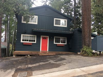 Photo for Downtown 4 bd Tahoe City Home - Walk to Everything!